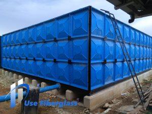 tangki panel fiberglass